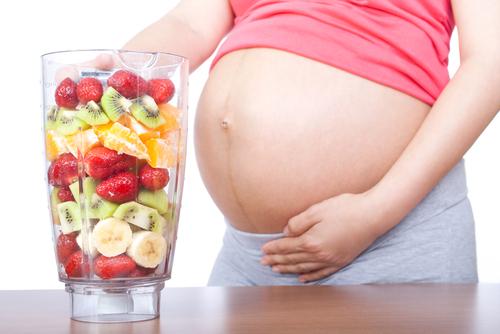 От витаминов во время беременности